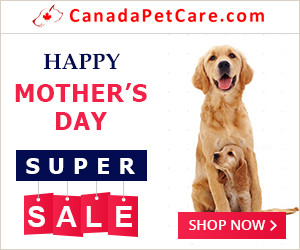 Shop Now at CanadaPetCare.com & Get Purrfect Gift for Mom! Avail Extra 10% OFF + Free Shipping Sitewide. Use Coupon: CPCMOM