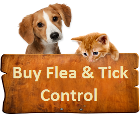 Buy Flea & Tick Control for Pets