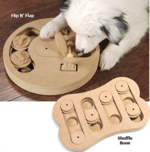 food puzzle toys for dogs