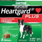 heartgard plus for medium dogs
