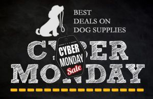 Cyber Monday Deals on Pet Supplies