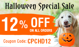 Halloween Sale on Pet Supplies