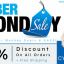 Cyber Monday Discount of 20% On All Pet Supplies