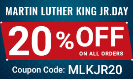 Martin Luther King Jr. Day Sale