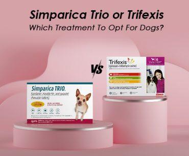 Simparica Trio vs Trifexis