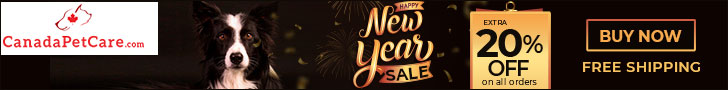 Year End Flash Sale is on! Grab 20% Extra off + Free Shipping on all pet supplies. Use Code : NEWYR20