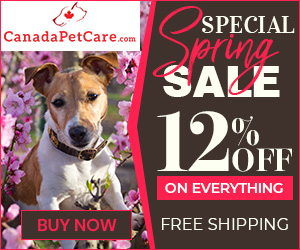 Special Spring Sale is Here! Shop Now & Save 12% Extra Discount + Free Shipping on all your Pet Products.Use Code:-SPCPC12