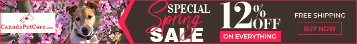 Leap into Spring Savings! Buy Now & Save 12% Extra Discount + Free Shipping on all your Pet Products.Use Code:-SPCPC12