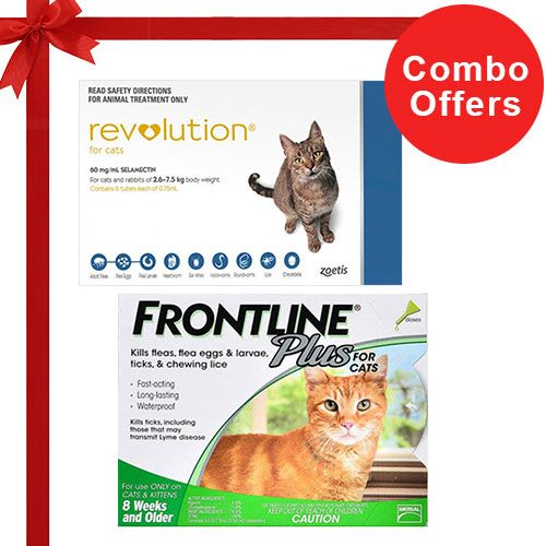 Frontline Plus & Revolution Combo