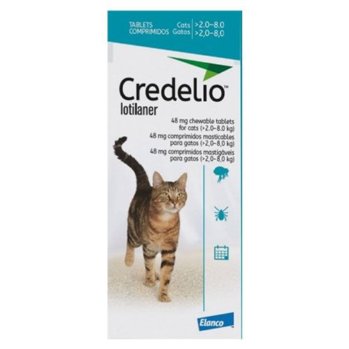 credelio-for-cats