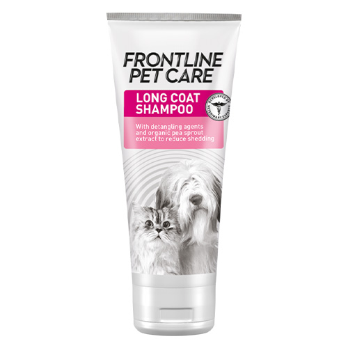 Frontline Pet Care Long Coat Shampoo for Dogs & Cats