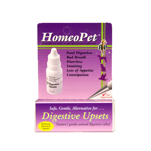 Digestive Upsets for Homeopathic