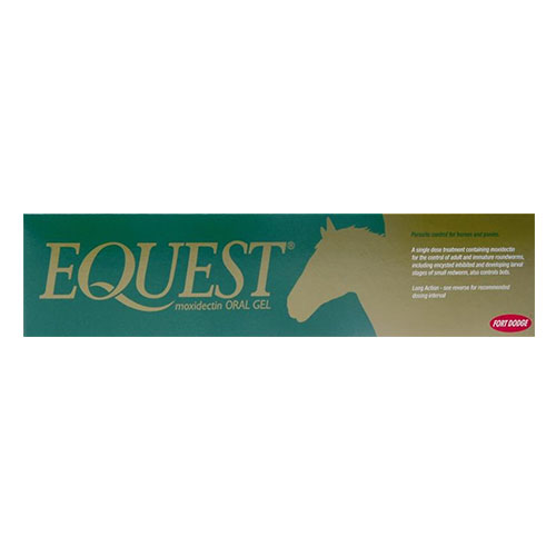 Equest Gel Horse Wormer 12.2 gm
