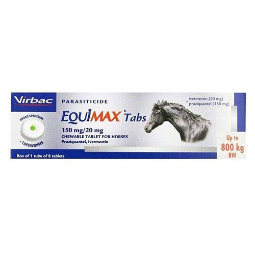 Equimax Tabs for Horse