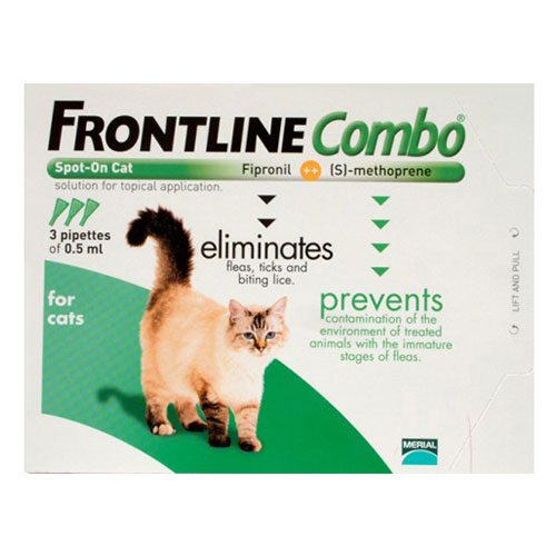 Frontline Plus (Combo) for Cats
