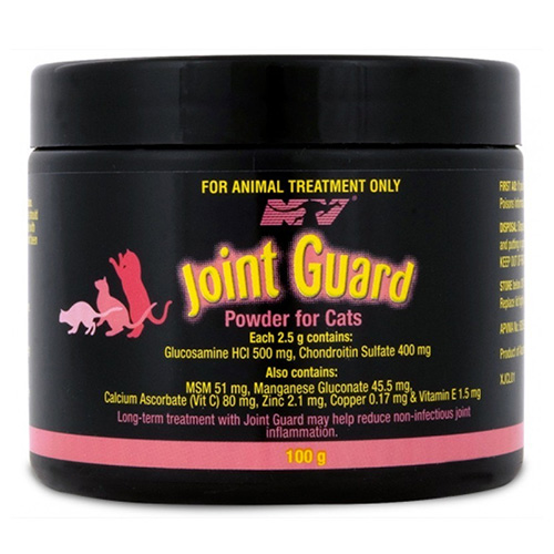 Joint Guard for Cats