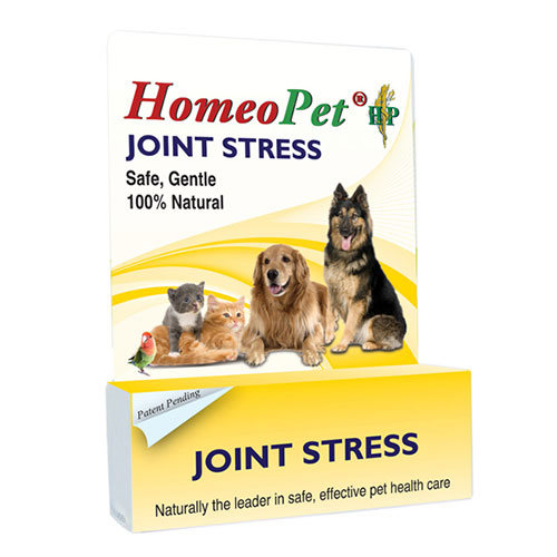 HomeoPet Joint Stress for Homeopathic