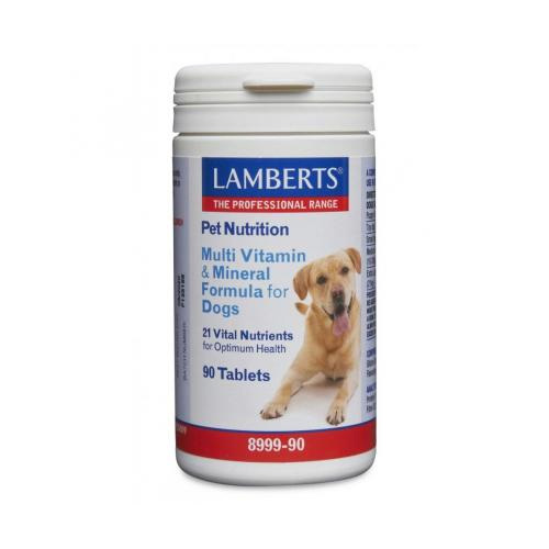 Lamberts Multi Vitamin And Mineral For Dogs
