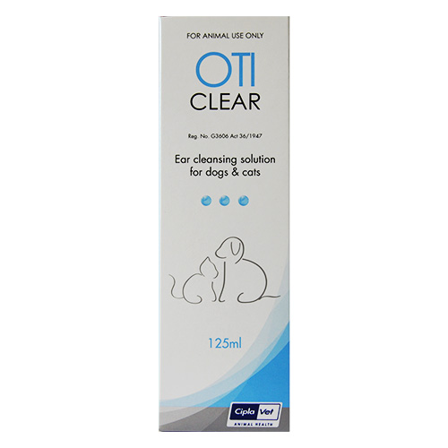 Oticlear  for Dogs & Cats