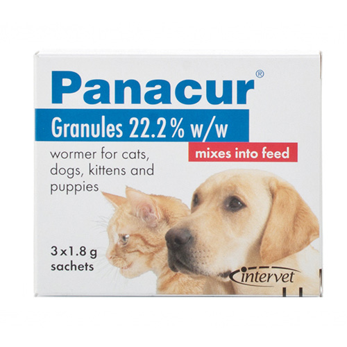Panacur Granules  1.8 gm