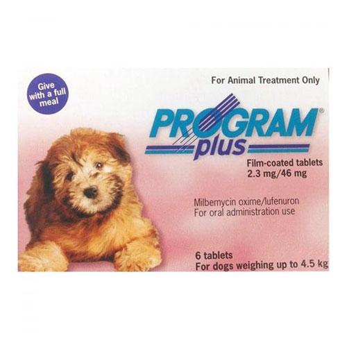 Program Plus for Dogs