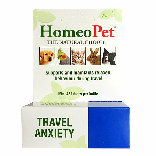 Travel Anxiety for Homeopathic