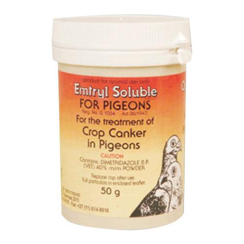 Emtryl Soluble Powder 50 gm