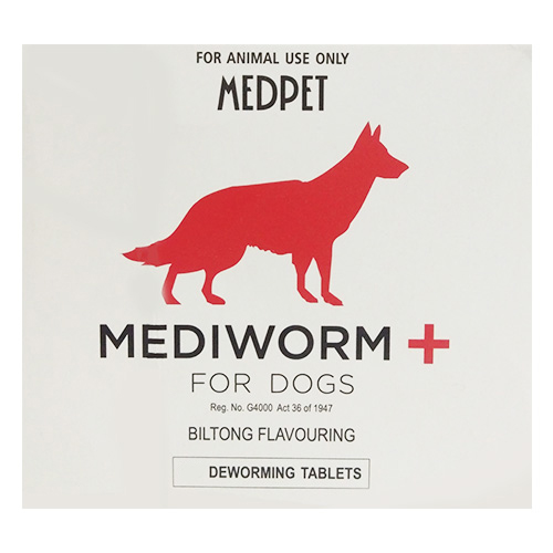 Mediworm Plus for Dogs