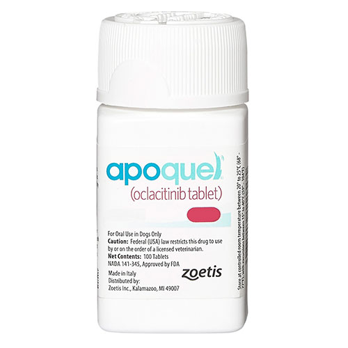 Apoquel For Dogs 3.6 Mg 10 Tablet