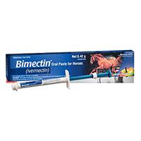 Bimectin Horse Wormer 6.42 Gm 1 Syringe