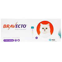 Bravecto Spot On for Medium Cats 6