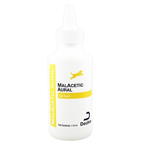 Malacetic Otic Ear  Cleaner For Dogs & Cats