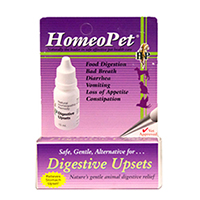 Digestive Upsets for Dogs & Cats