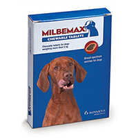 Milbemax Chewable For Large Dogs Over 11 lbs