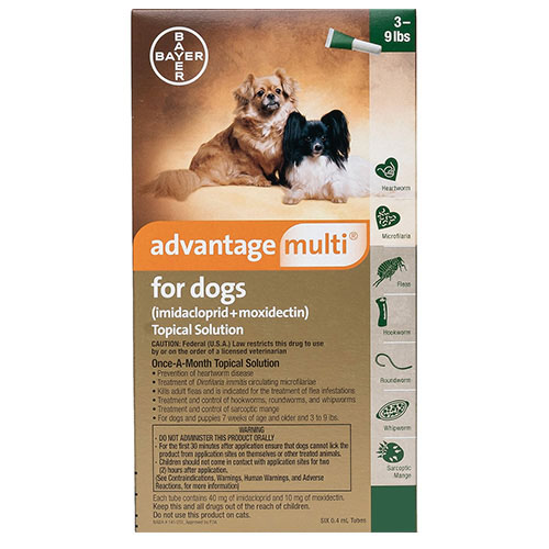 Advantage Multi For Dogs Buy Advantage Multi Flea