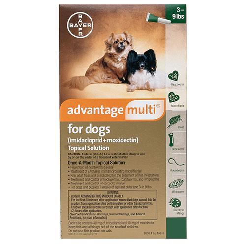 Advantage  For Small Dogs Canada