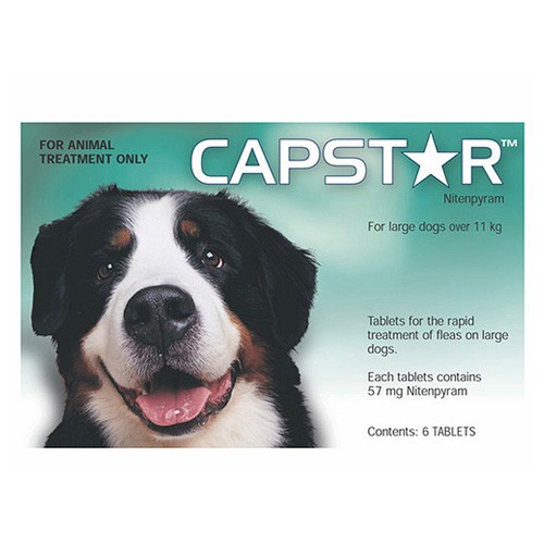 Capstar Large Dog 57 mg 25
