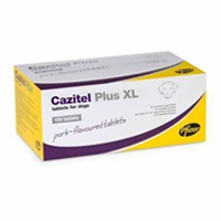 Cazitel Plus Tablets XL for Large Dogs