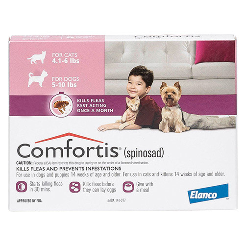 Comfortis Pink For Dogs 2