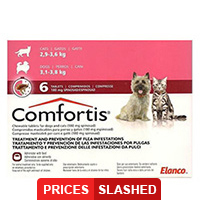 Comfortis for Medium Cats (Dark Pink) - 2