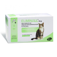 Eliminall Spot-On For Cats 3 Pack