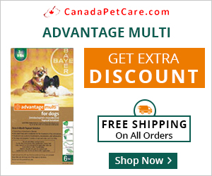 Fast Flea Control and Prevention: Advantage Multi (Advocate) spreads rapidly over your pet, killing 98-100% of adult fleas within 12 hours of application.
