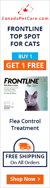 Frontline Top Spot for cats is a spot-on treatment for killing fleas and ticks in 8 weeks and older kittens/cats. Its insecticidal properties paralyze the parasites and kill them within 24 hours of application.