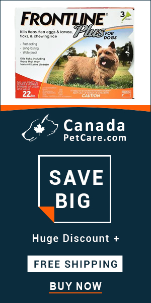 Frontline Plus provides month long protection to pets and saves them from flea and tick-borne diseases. Buy Now to Get Extra 10% Discount and Free Shipping on All Orders Across USA.