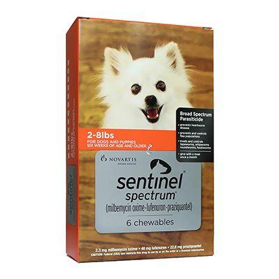 Sentinel Spectrum Chews