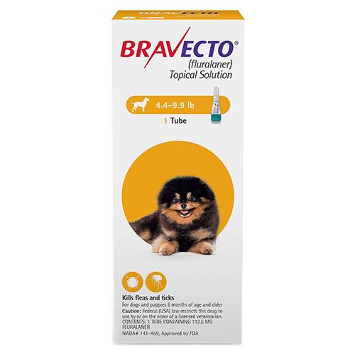 Bravecto Topical