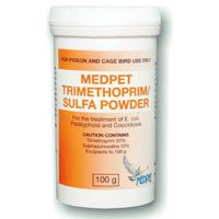 Trimethoprim Sulfa Powder
