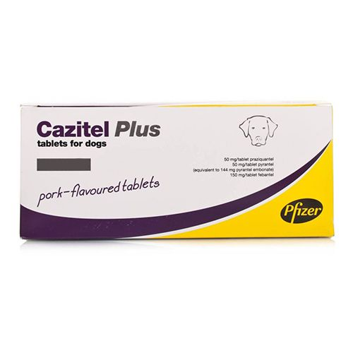 Cazitel Plus Tablets