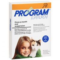 program for cats